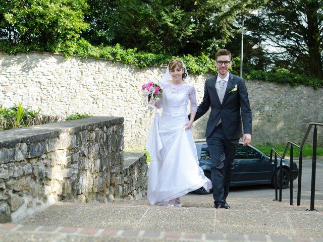 Le mariage de Kenzo et Aurore à Nanteuil-le-Haudouin, Oise 40