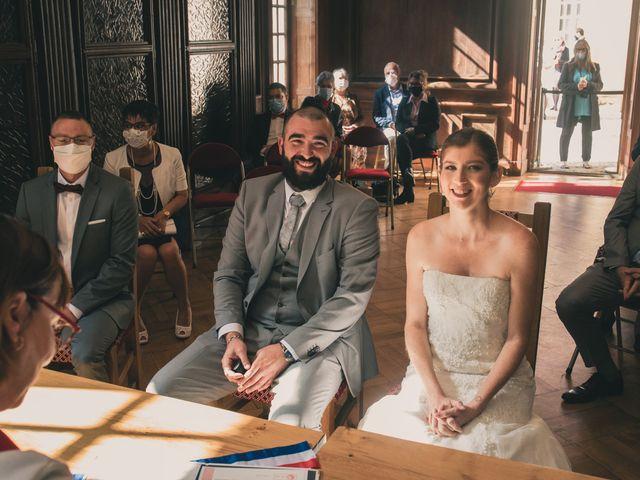 Le mariage de Léna et Damien