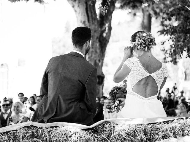 Le mariage de Corentin et Samantha à Jaujac, Ardèche 16