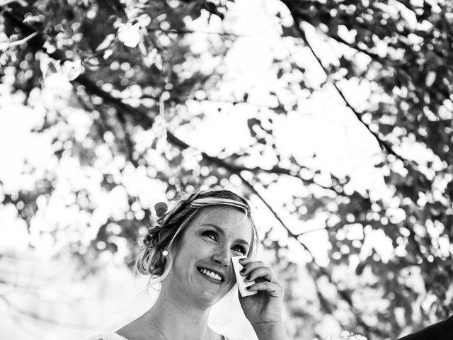 Le mariage de Corentin et Samantha à Jaujac, Ardèche 18