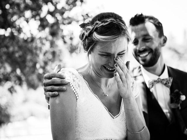 Le mariage de Corentin et Samantha à Jaujac, Ardèche 21