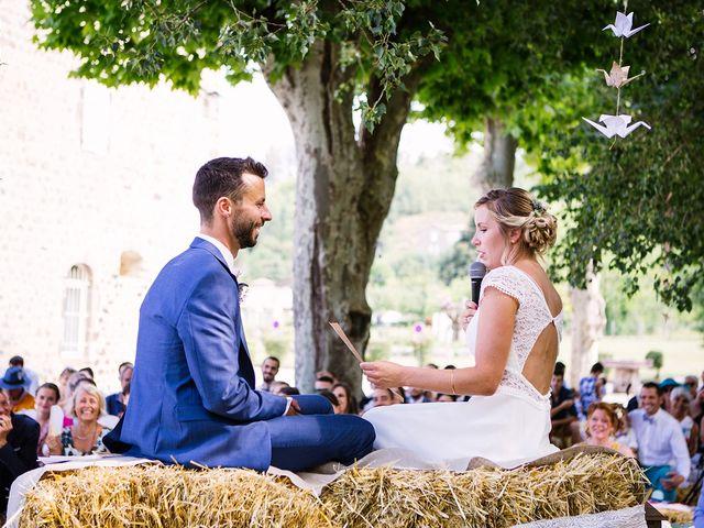 Le mariage de Corentin et Samantha à Jaujac, Ardèche 22