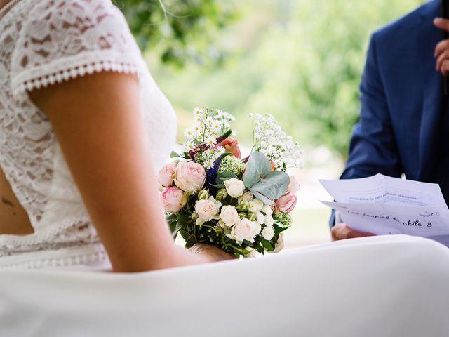 Le mariage de Corentin et Samantha à Jaujac, Ardèche 23