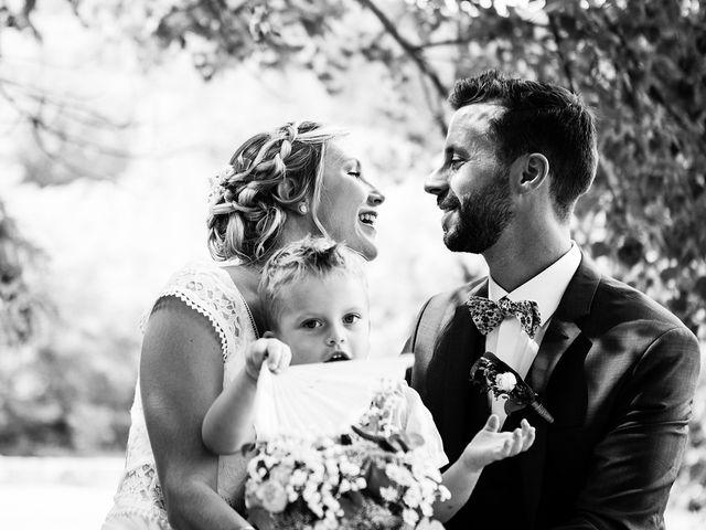 Le mariage de Corentin et Samantha à Jaujac, Ardèche 26