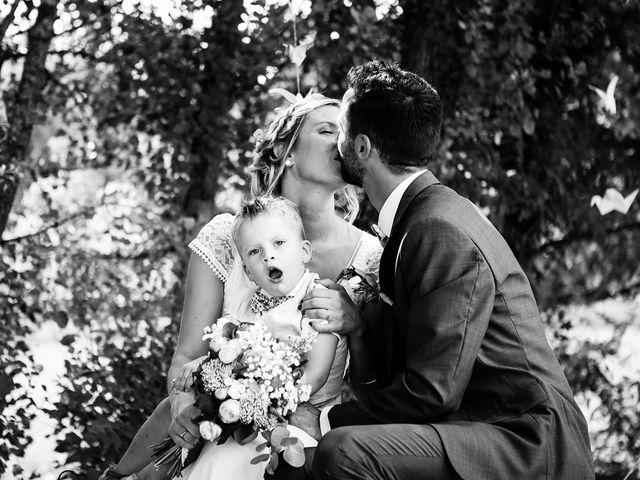 Le mariage de Corentin et Samantha à Jaujac, Ardèche 27