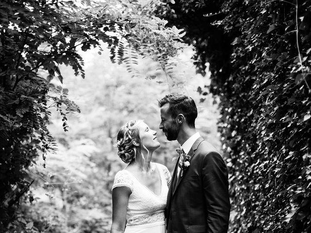 Le mariage de Corentin et Samantha à Jaujac, Ardèche 35