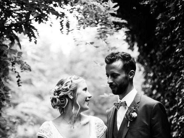 Le mariage de Corentin et Samantha à Jaujac, Ardèche 36