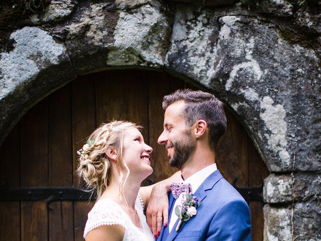 Le mariage de Corentin et Samantha à Jaujac, Ardèche 38