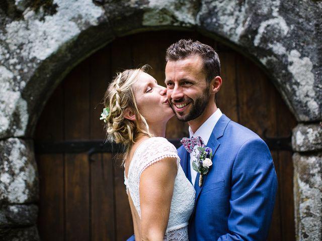 Le mariage de Corentin et Samantha à Jaujac, Ardèche 39