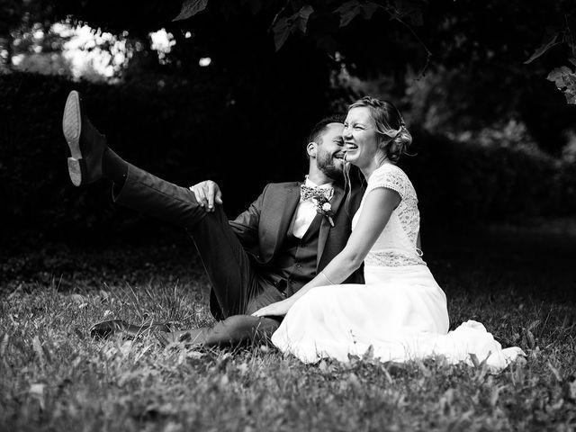 Le mariage de Corentin et Samantha à Jaujac, Ardèche 42