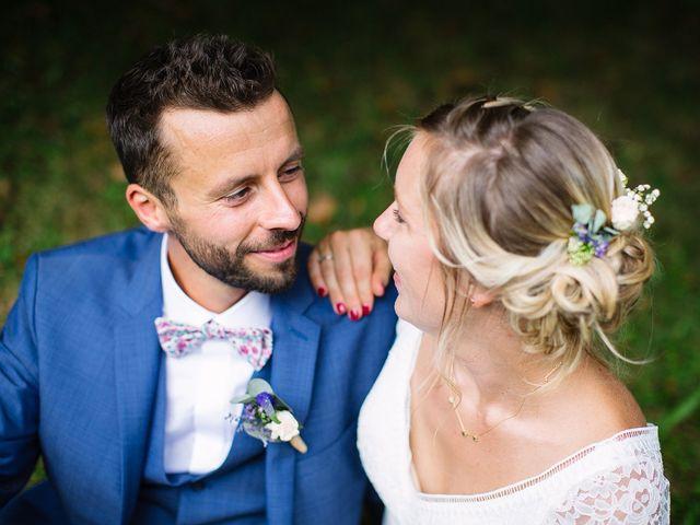 Le mariage de Corentin et Samantha à Jaujac, Ardèche 43