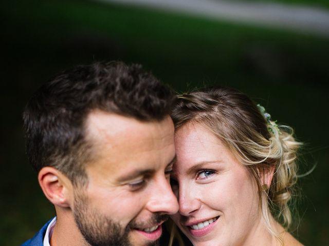 Le mariage de Corentin et Samantha à Jaujac, Ardèche 44