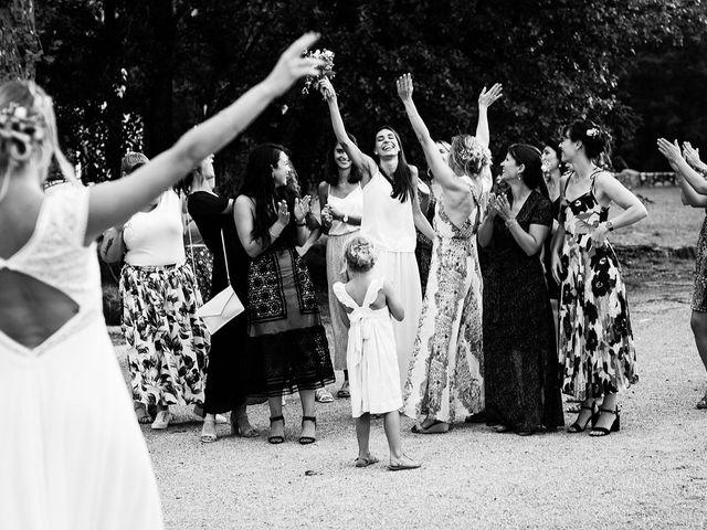 Le mariage de Corentin et Samantha à Jaujac, Ardèche 50