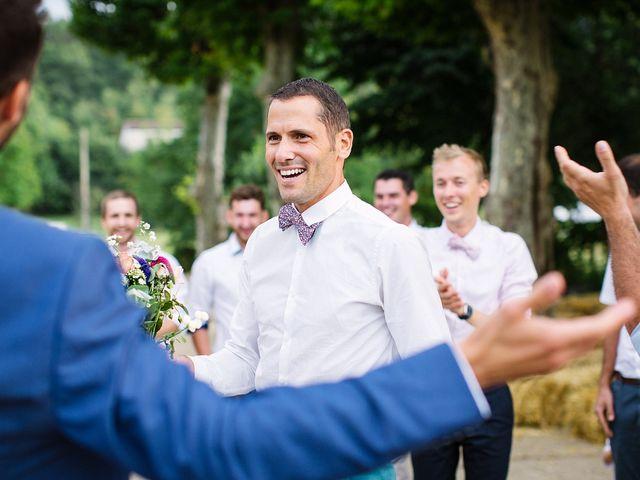 Le mariage de Corentin et Samantha à Jaujac, Ardèche 53