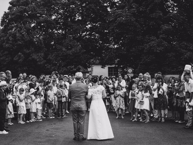 Le mariage de Frédéric et Stéphanie à Celles-sur-Belle, Deux-Sèvres 1
