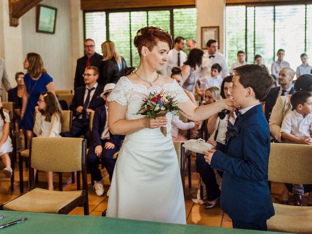Le mariage de Frédéric et Stéphanie à Celles-sur-Belle, Deux-Sèvres 5