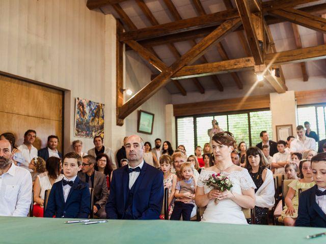 Le mariage de Frédéric et Stéphanie à Celles-sur-Belle, Deux-Sèvres 9