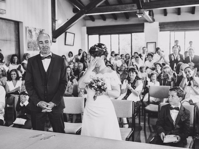 Le mariage de Frédéric et Stéphanie à Celles-sur-Belle, Deux-Sèvres 10