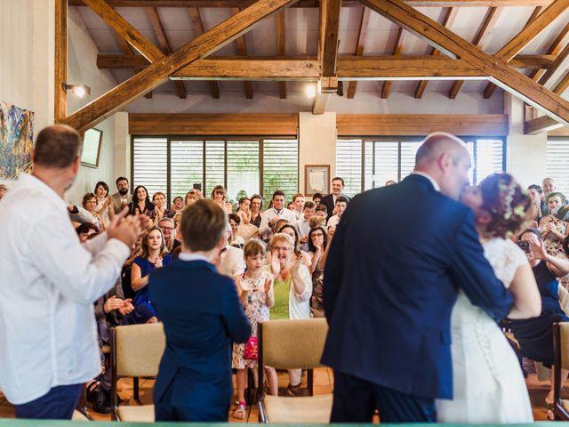 Le mariage de Frédéric et Stéphanie à Celles-sur-Belle, Deux-Sèvres 13