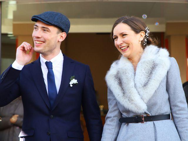 Le mariage de Lucille et Arthur