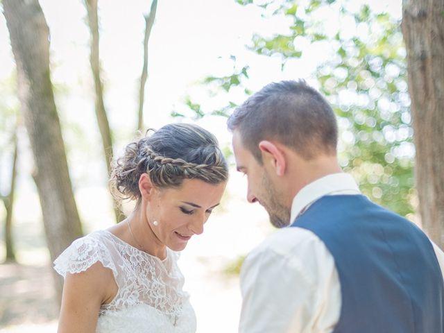 Le mariage de Loïc et Sabine à Lavaur, Tarn 13