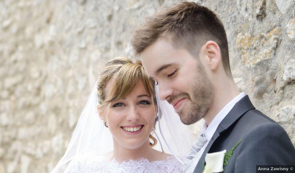 Le mariage de Kenzo et Aurore à Nanteuil-le-Haudouin, Oise