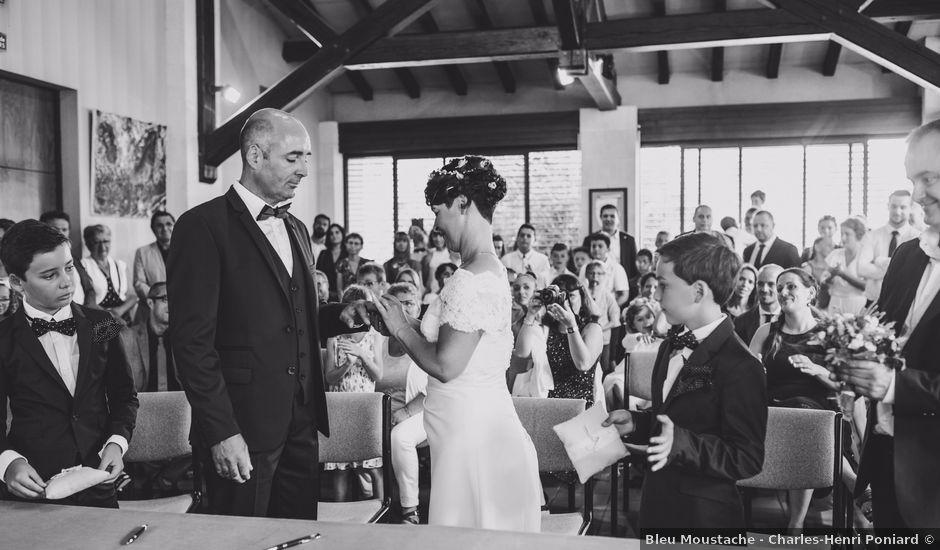 Le mariage de Frédéric et Stéphanie à Celles-sur-Belle, Deux-Sèvres