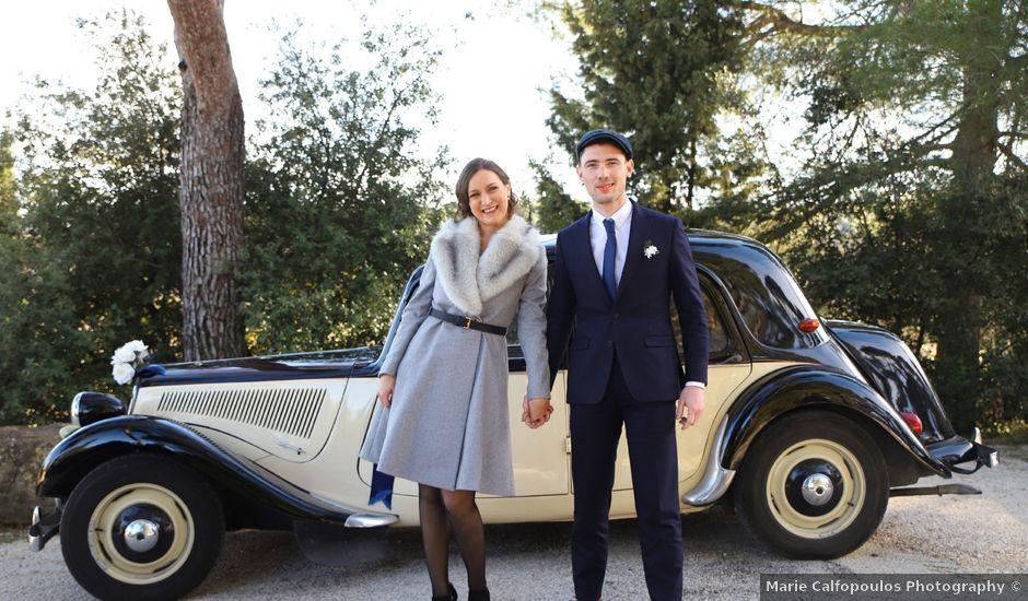 Le mariage de Arthur et Lucille à Sorgues, Vaucluse