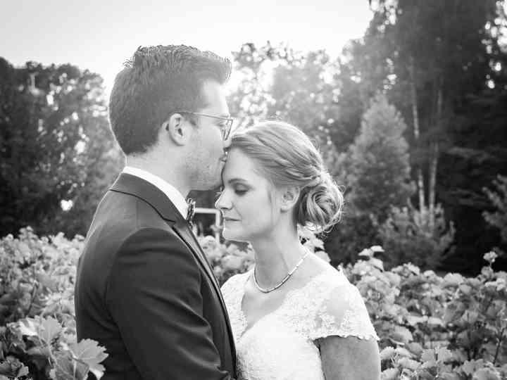 Le mariage de Delphine et Gauthier