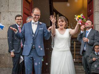 Le mariage de Marie Alice et Adrien