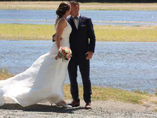 Le mariage de Cynthia et Geoffrey 1
