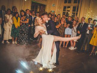 Le mariage de Caroline et Kamil