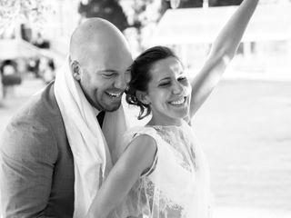 Le mariage de Lucie et Tom