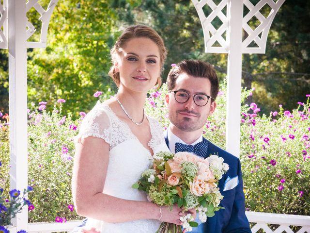 Le mariage de Gauthier et Delphine à Bonnelles, Yvelines 11