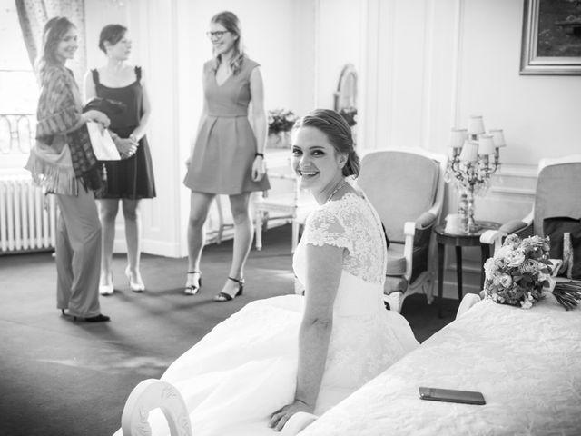 Le mariage de Gauthier et Delphine à Bonnelles, Yvelines 14