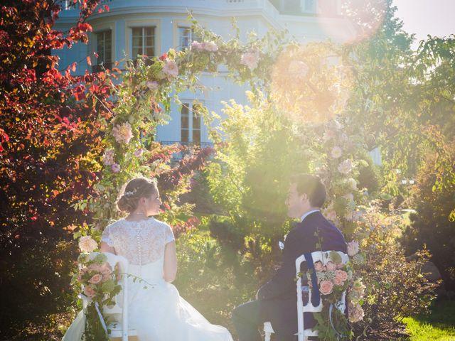 Le mariage de Gauthier et Delphine à Bonnelles, Yvelines 15