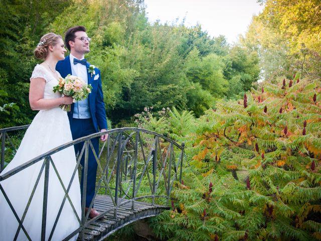 Le mariage de Gauthier et Delphine à Bonnelles, Yvelines 19