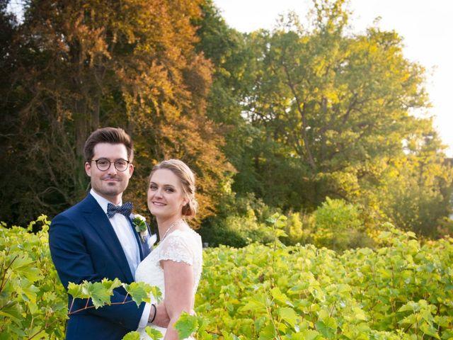 Le mariage de Gauthier et Delphine à Bonnelles, Yvelines 20