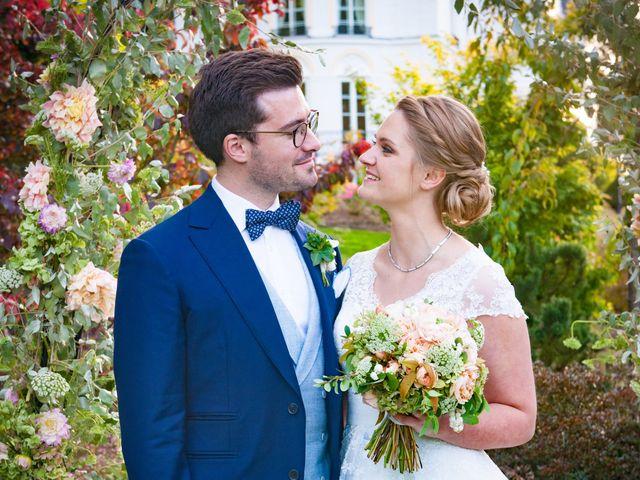 Le mariage de Gauthier et Delphine à Bonnelles, Yvelines 23