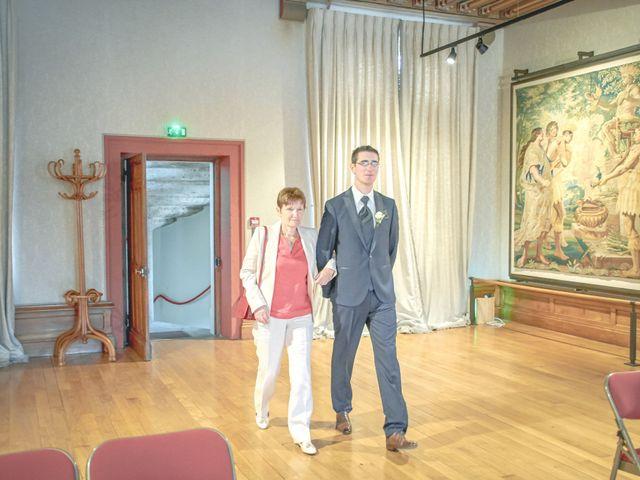 Le mariage de Bertrand et Aude à Beaugency, Loiret 2
