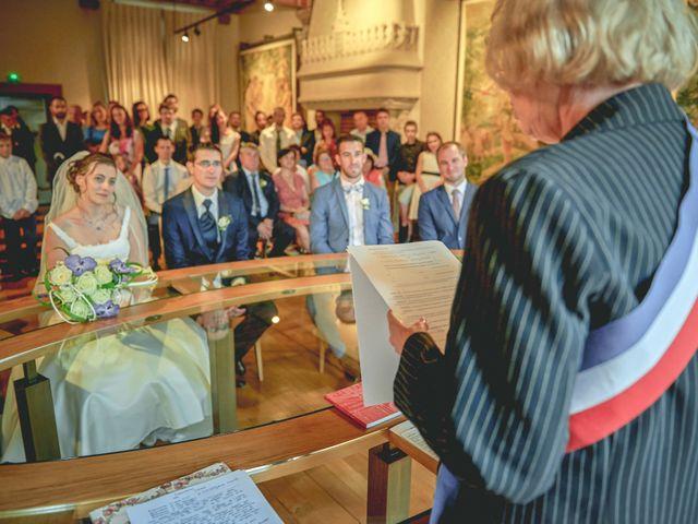 Le mariage de Bertrand et Aude à Beaugency, Loiret 3