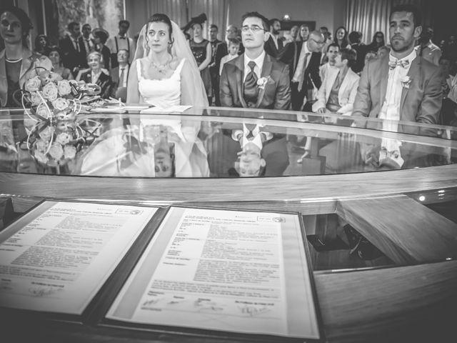 Le mariage de Bertrand et Aude à Beaugency, Loiret 5