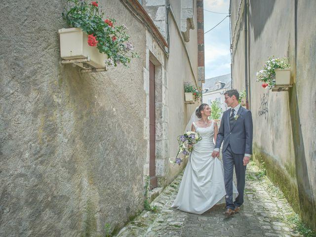 Le mariage de Bertrand et Aude à Beaugency, Loiret 9