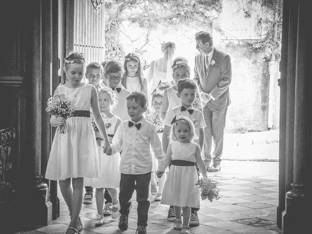Le mariage de Bertrand et Aude à Beaugency, Loiret 11