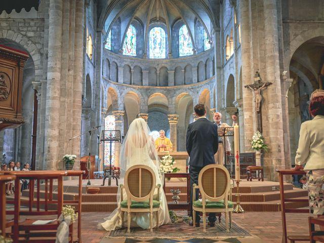 Le mariage de Bertrand et Aude à Beaugency, Loiret 15
