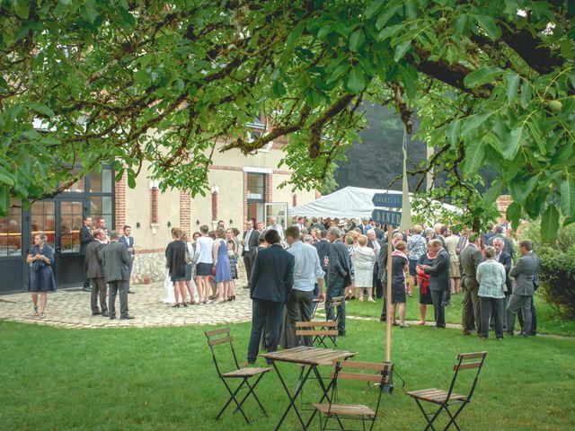 Le mariage de Bertrand et Aude à Beaugency, Loiret 29