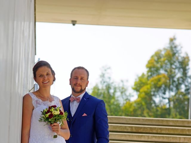 Le mariage de Jean-Charles et Bénédicte à Langueux, Côtes d'Armor 11