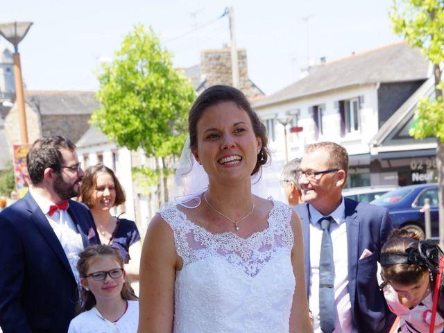 Le mariage de Jean-Charles et Bénédicte à Langueux, Côtes d'Armor 15