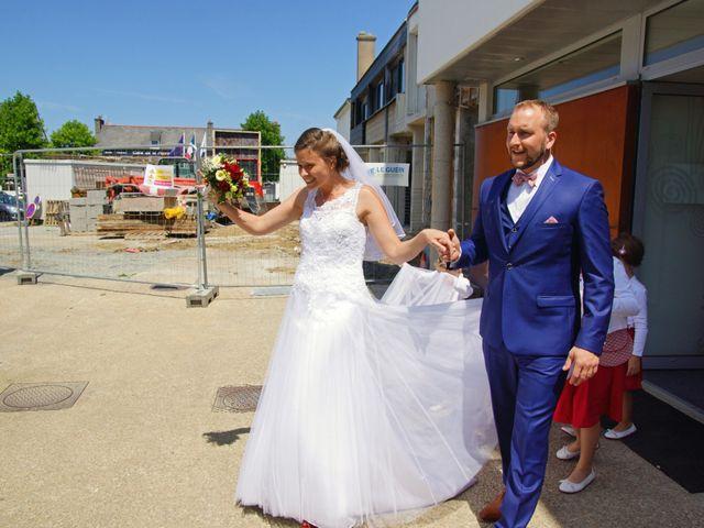 Le mariage de Jean-Charles et Bénédicte à Langueux, Côtes d'Armor 20