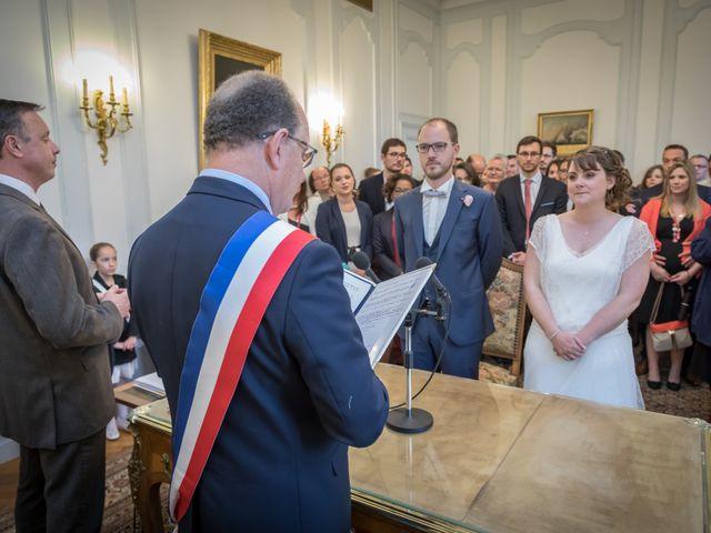 Le mariage de Adrien et Marie Alice à Saint-Malo, Ille et Vilaine 11